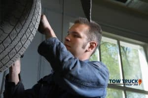 tire MAINTENANCE TIPS - Tow Truck
