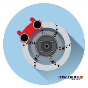 Break Repair and Maintenance - Tow Truck