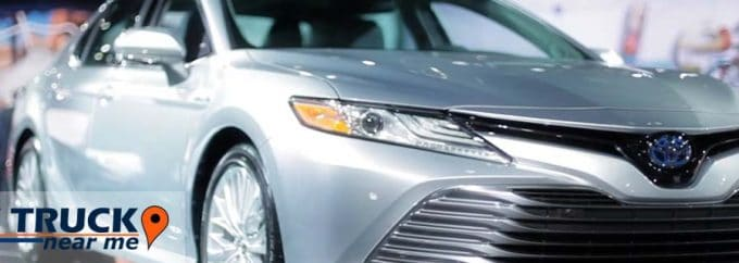 Toyota Camry 2018 Model