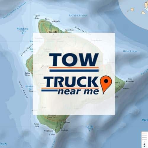 Hawaii towing & recovery services