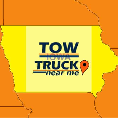 Iowa towing & recovery services