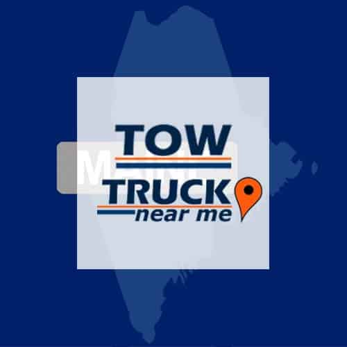 Maine towing & recovery services