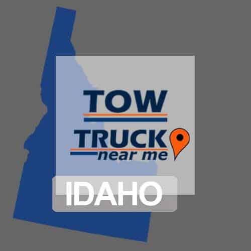 Idaho towing & recovery services