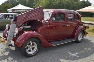 Vintage Car - Towtrucknearme