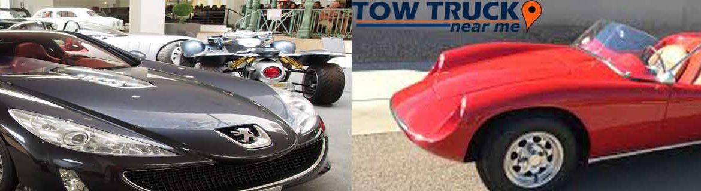 Top Vintage Cars